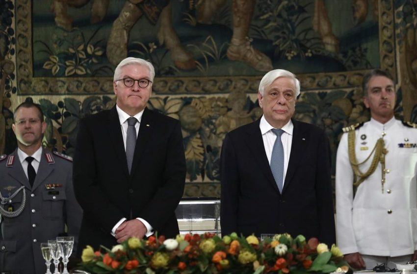 """Ο Προκόπης Παυλόπουλος στο νέο """"στρατηγείο"""" του: Θα σιωπά ή θα μιλά;"""