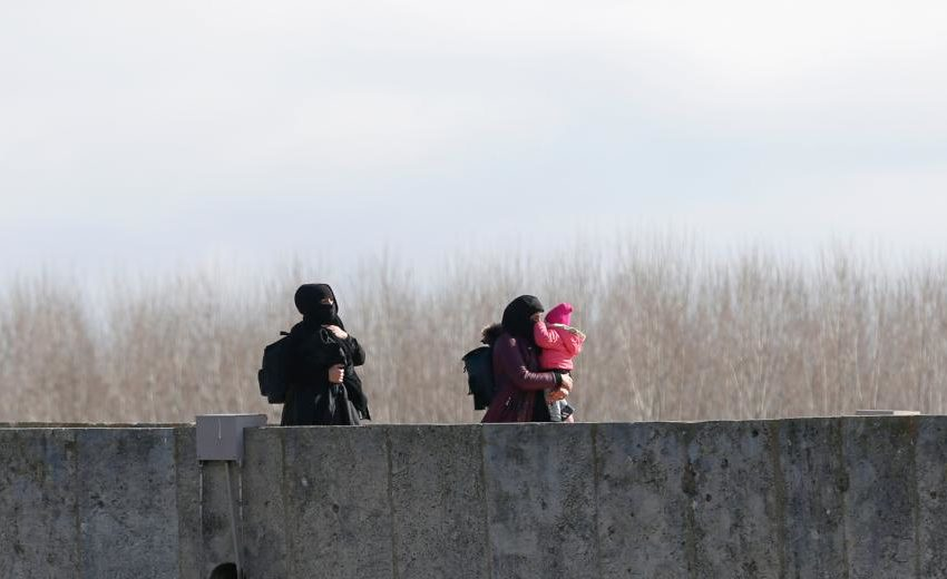 Η Άγκυρα στέλνει 1.000 αστυνομικούς στα ελληνοτουρκικά σύνορα