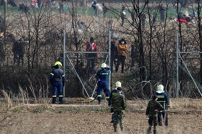Έβρος: Νέος συναγερμός μετά την κινητικότητα από τις τουρκικές δυνάμεις