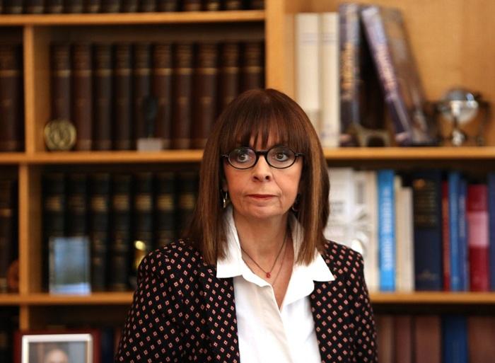 Κ. Σακελλαροπούλου: Η πυρκαγιά στο Μάτι υπήρξε τραγωδία αδιανόητη για μια σύγχρονη πολιτεία