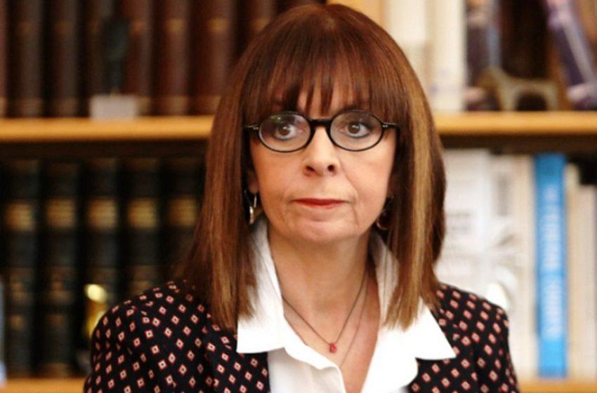 Σακελλαροπούλου: Υψηλό αίσθημα ευθύνης και αλληλεγγύης επικράτησε σήμερα στη Βουλή