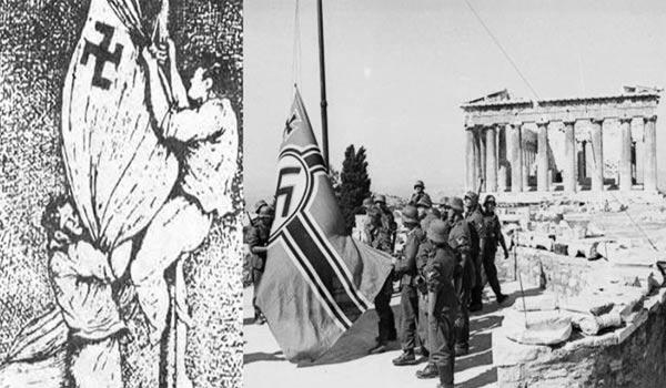 Μανώλης Γλέζος: Η άγνωστη ιστορία πίσω από το κατέβασμα της χιτλερικής σημαίας από την Ακρόπολη