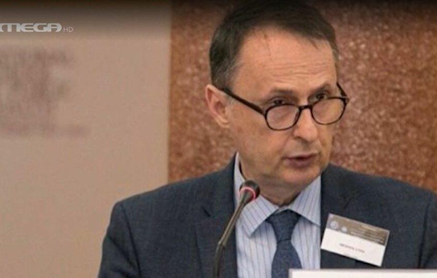 Λοιμωξιολόγος Ν. Σύψας: Ύφεση της επιδημίας στα τέλη Μαΐου