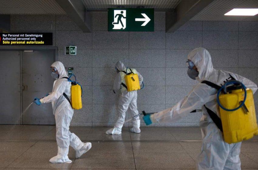 Ισπανία: Στα 13.716 τα κρούσματα του κοροναϊού – 558 οι νεκροί