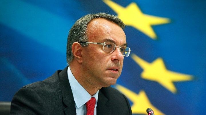 Σταϊκούρας: Η ύφεση θα είναι παροδική, το β' εξάμηνο θα έχει θετικά χαρακτηριστικά