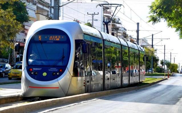 Την Τετάρτη ξεκινούν τα δρομολόγια του τραμ προς ΣΕΦ