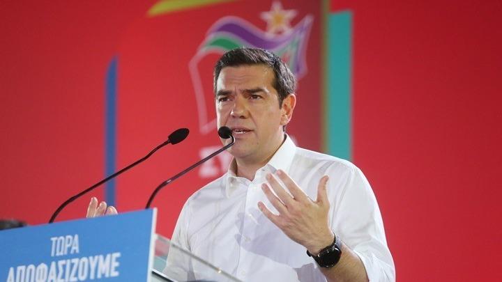 Τσίπρας: Η κυβέρνηση άμεσα να ζητήσει έκτακτη Σύνοδο Κορυφής