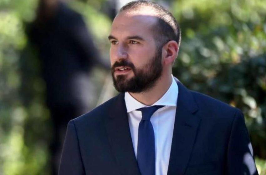 """Τζανακόπουλος: """"Πακιστανικά"""" τηλέφωνα χρησιμοποιούν οι μαφιόζοι και όχι οι κυβερνητικοί αξιωματούχοι"""