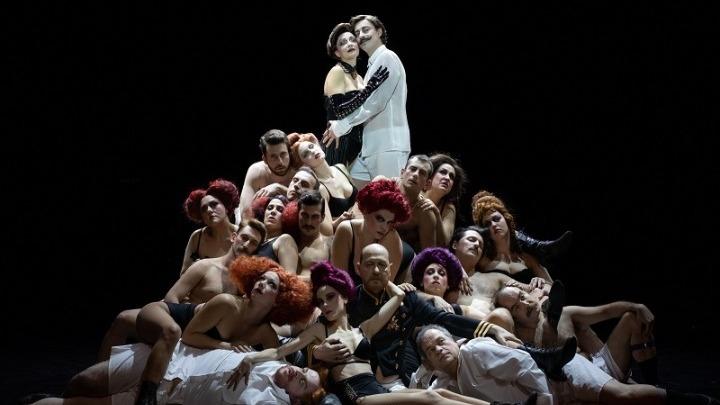 """""""Η κυρία του Μαξίμ"""" του Ζωρζ Φεντώ σε σκηνοθεσία Θωμά Μοσχόπουλου στο Εθνικό Θέατρο"""