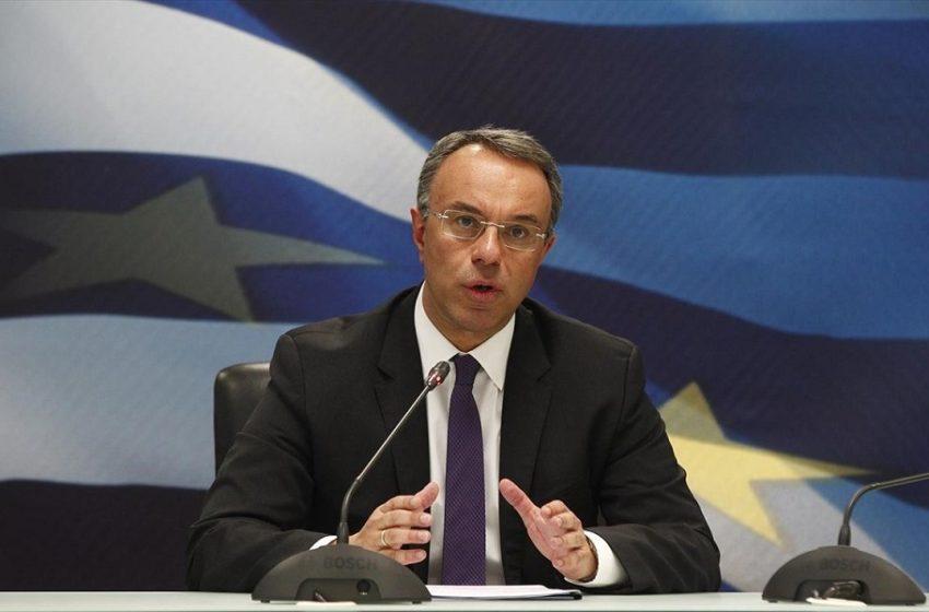 Σταϊκούρας: Έρχεται νέα ρύθμιση οφειλών μετά το τέλος της κρίσης