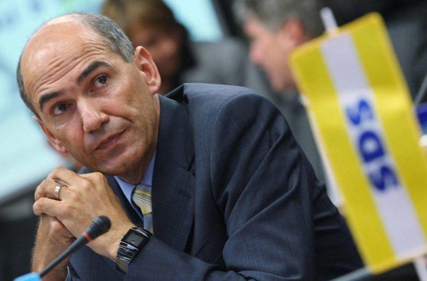 Ο πρωθυπουργός της Σλοβενίας «αδειάζει» τον Τσέφεριν