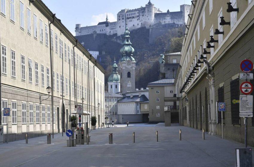 Κάνει πίσω η Αυστρία στη χαλάρωση των μέτρων για τις γιορτές