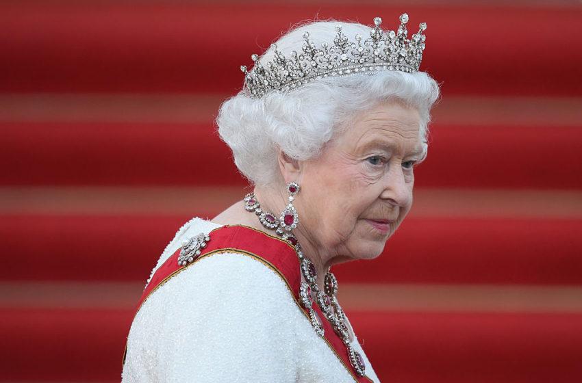 Η βασίλισσα Ελισάβετ συναντά τον Μπάιντεν