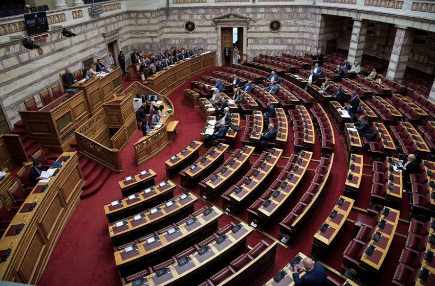 Με ευρεία πλειοψηφία ψηφίστηκε το νομοσχέδιο για τα Rafale