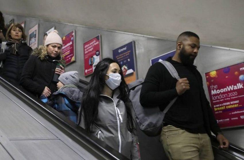"""Βρετανία: Η μετάλλαξη του κοροναϊού """"έκοψε"""" τις πτήσεις από τη Νότια Αμερική και την Πορτογαλία"""