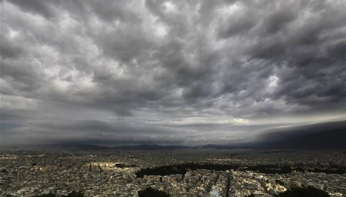 Συννεφιά και άνοδο θερμοκρασίας  προβλέπει η ΕΜΥ