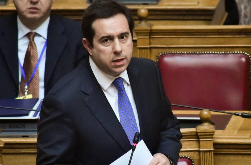Μηταράκης: Ο ΣΥΡΙΖΑ αναπολεί το δράμα 2015-2019, το οποίο η Ευρώπη ξεκάθαρα δεν θα επαναλάβει