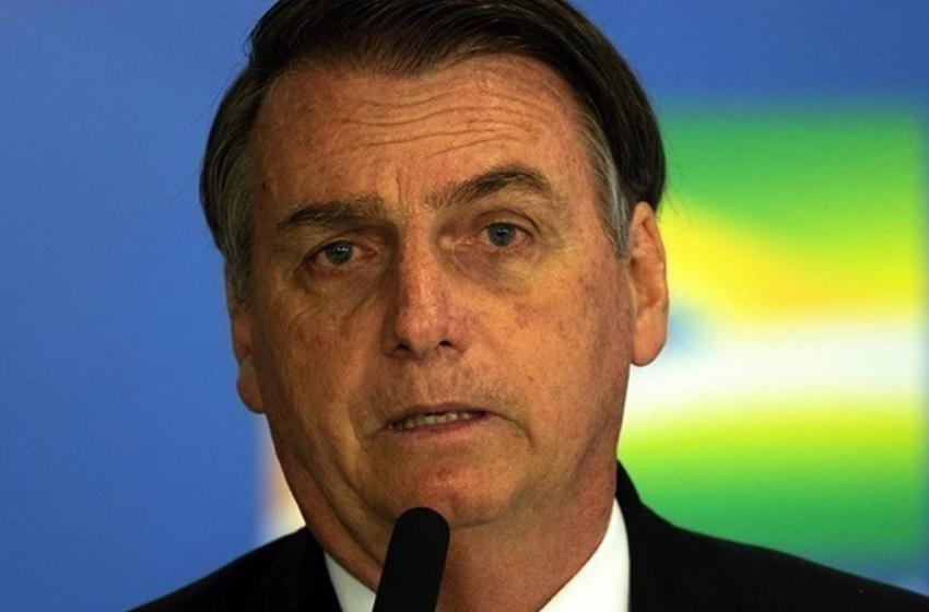 Πίτσα στο πεζοδρόμιο του Μανχάταν για τον Βραζιλιάνο πρόεδρο επειδή ήταν ανεμβολίαστος