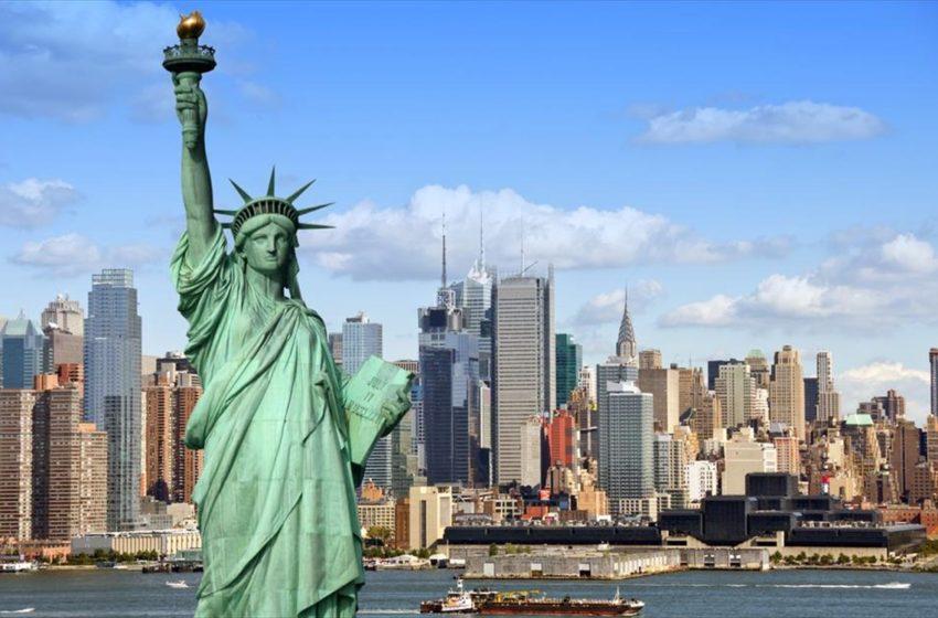 """Νέα Υόρκη: """"Ξανανοίγει"""" την 1η Ιουλίου μετά τους μαζικούς εμβολιασμούς"""