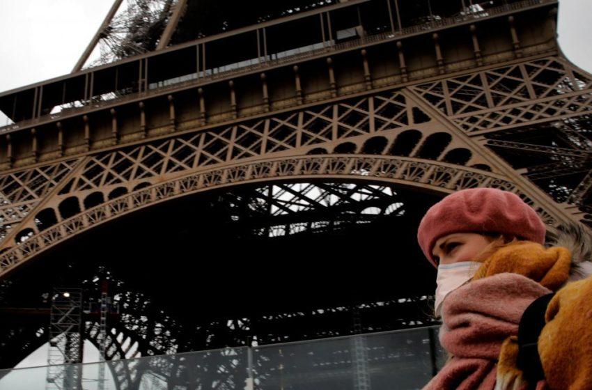 """Τέλος """"delivery"""" και """"takeaway"""" τη νύχτα στο Παρίσι"""