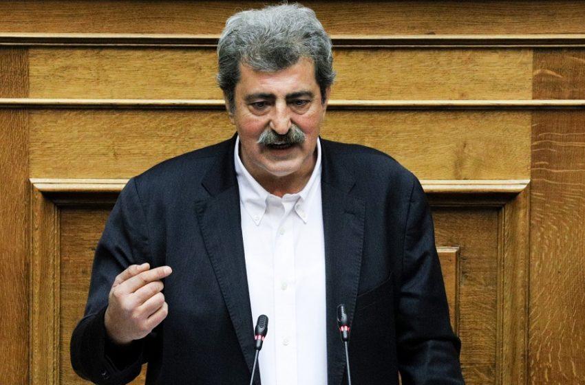 """Πολάκης: """"Υπόσχομαι τεράστιο ρεζιλίκι σε όλον τον ακροδεξιό εσμό που μας κυβερνά και στα πληρωμένα «νεροπίστολα» της διαπλοκής"""""""