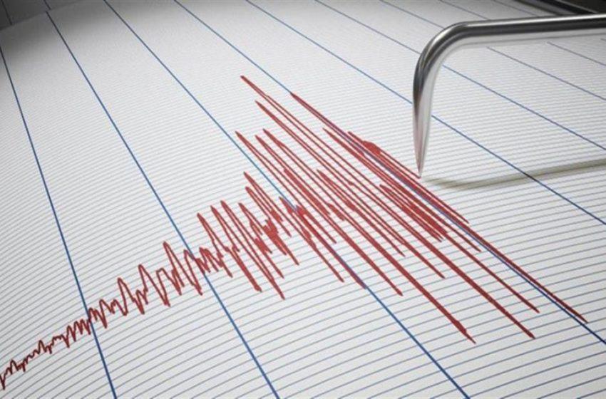 Σεισμός 3,4R αισθητός σε Κρήτη και Σαντορίνη
