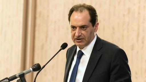 Σε μηνυτήρια αναφορά προχώρησε ο Σπίρτζης για τις κομματικές γελοιογραφίες στο covid19.gov.gr