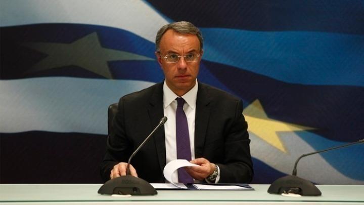 Χρ. Σταϊκούρας: Περιορίζονται από τον Ιούνιο οι δικαιούχοι των 800 ευρώ