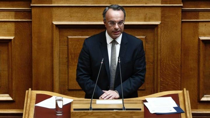 Σταϊκούρας: Κάναμε την κρίση ευκαιρία, ο στόχος του πρωτογενούς πλεονάσματος 3,5% δεν ισχύει πλέον