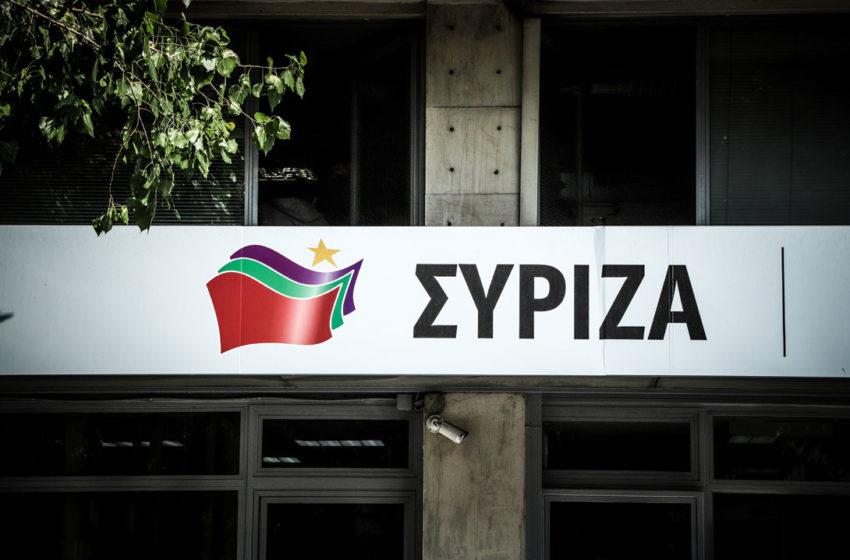 Π.Σ ΣΥΡΙΖΑ:Έντονη συζήτηση για τα ελληνοτουρκικά- Κοινή γραμμή Τσίπρα- Βούτση για τον φράκτη στον Έβρο