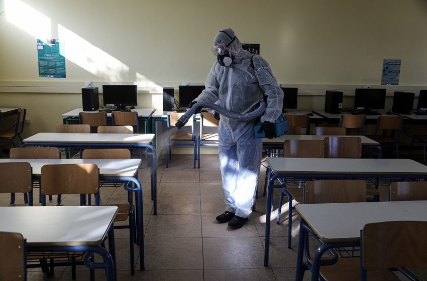 """Τα παιδιά μολύνονται το ίδιο: """"Τα σχολεία δεν αποτελούν νησί των ευλογημένων"""""""