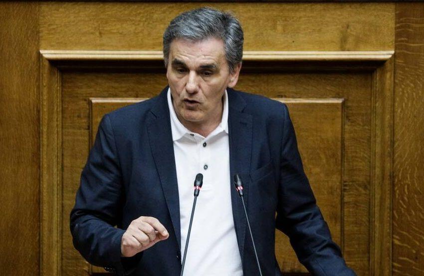 Βουλή: Σφοδρή επίθεση Τσακαλώτου στην κυβέρνηση για τα πανεπιστήμια