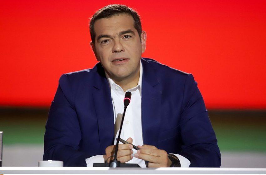 Τσίπρας: Να δράσουμε τώρα, για να μη βρεθούμε σε οικονομική κατάρρευση – Το πρόγραμμα του ΣΥΡΙΖΑ (vid)
