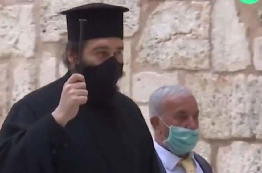 """Πρωτόγνωρες εικόνες: """"Άδεια"""" η Ιερουσαλήμ σήμερα Μεγάλη Παρασκευή (vid)"""
