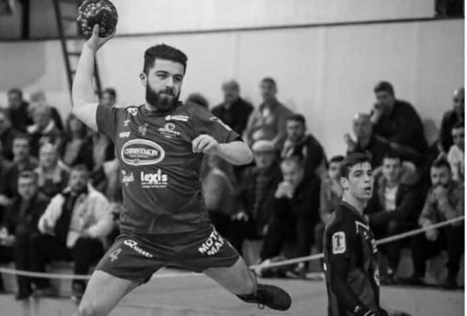 Θρήνος στο ελληνικό χάντμπολ: Έφυγε από τη ζωή 22χρονος αθλητής