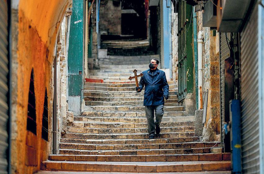 Ιερουσαλήμ: Πάσχα των εγκλείστων…