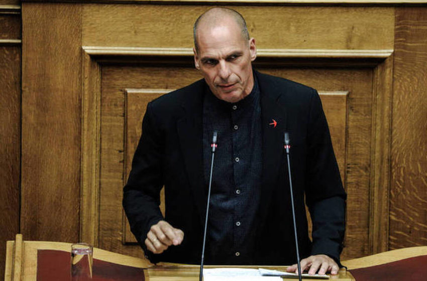 Βαρουφάκης μετά την ομιλία του στη Βουλή: Εγώ τώρα θα επιστρέψω στην Αίγινα… (vid)