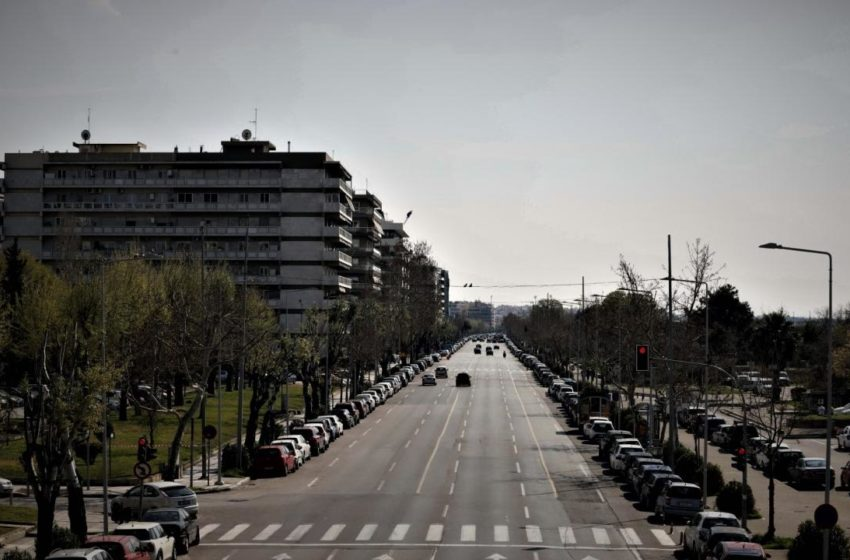 """Απαγόρευση κυκλοφορίας: """"Κλείδωσε"""" η αυστηροποίηση των μέτρων – Τι περιλαμβάνει"""
