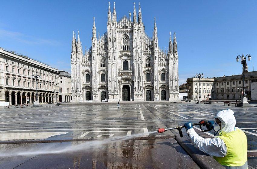 Ιταλία: Αύξηση κρουσμάτων και θανάτων – Πλησιάζουν τις 30.000