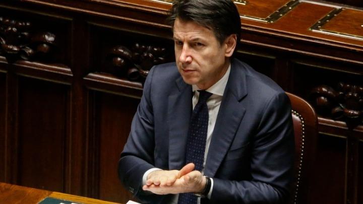 Ο Κόντε προειδοποιεί για διάλυση της Ευρώπης λόγω της κρίσης