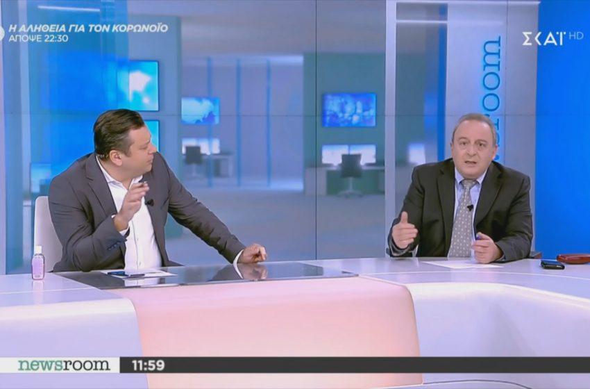 """Ο Καμπουράκης καλεί τον Μητσοτάκη να πάει σε εκλογές τον Σεπτέμβριο με στόχο την """"πολιτική θανάτωση Τσίπρα""""!"""