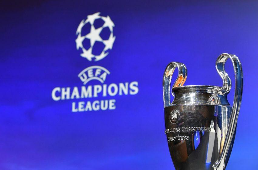 Τα δυο σενάρια της UEFA για το Champions League