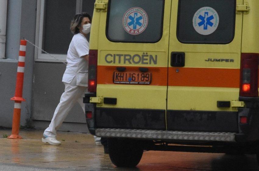 Αθάνατη Ελλάδα: Ηλικιωμένη κατέληξε περιμένοντας 5 ώρες το ΕΚΑΒ (vid)