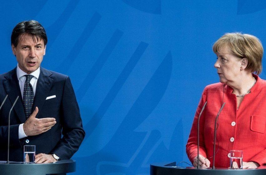 """Μπορεί ο Τζουζέπε Κόντε να απειλήσει με """"domino effect"""" την Ε.Ε και να επιτύχει κοινή έκδοση χρέους;"""