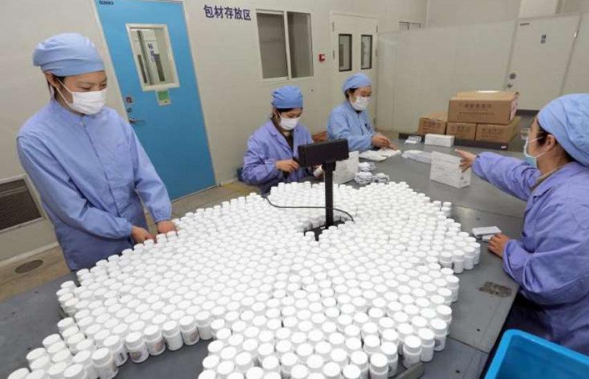 Ξεκινά η διάθεση χλωροκίνης στα ελληνικά νοσοκομεία – 24 εκατ. δόσεις