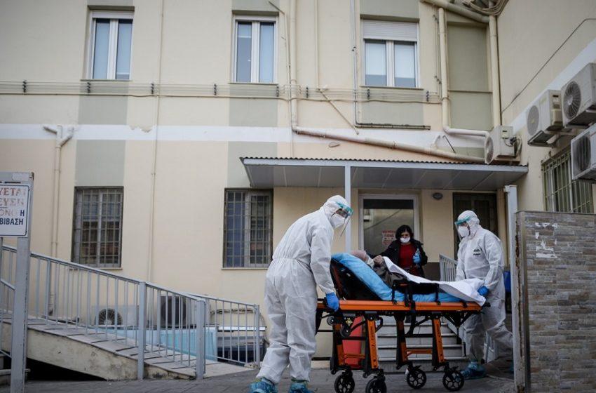 """""""Ξέφραγο αμπέλι"""" παρά την καραντίνα η κλινική """"Ταξιάρχαι"""" – Δύο νεκροί, δεκάδες κρούσματα – Δυσαρέσκεια Τσιόδρα (vid)"""
