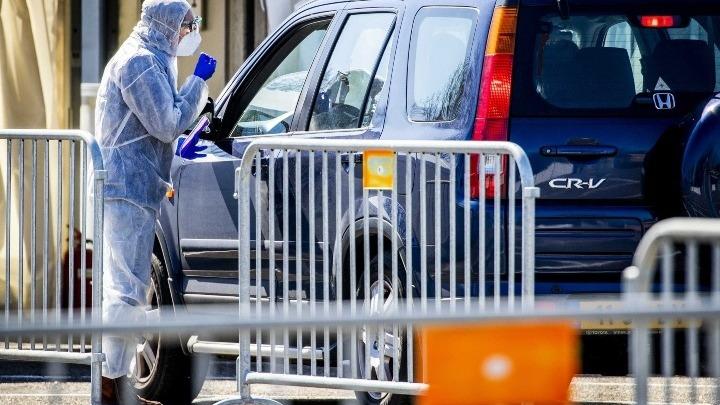 Ολλανδία: Στους 1.173 οι νεκροί, στα 13.614 τα κρούσματα