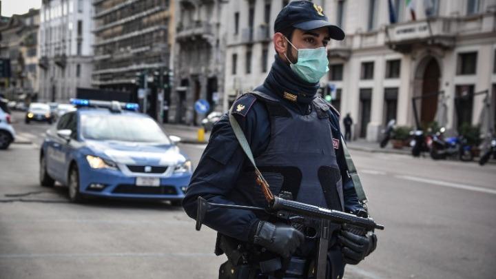 Ιταλία: Ένοπλος πυροβόλησε και σκότωσε δύο παιδιά και ηλικιωμένο