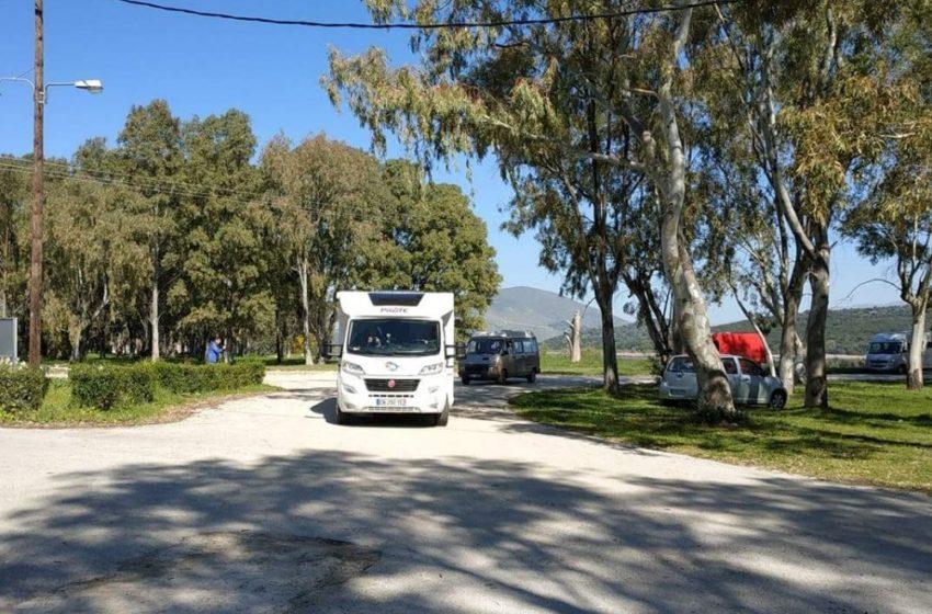 Σε καραντίνα 41 τουρίστες στο Δράπανο Θεσπρωτίας – Είχαν ξεκινήσει για το γύρο της Ελλάδας