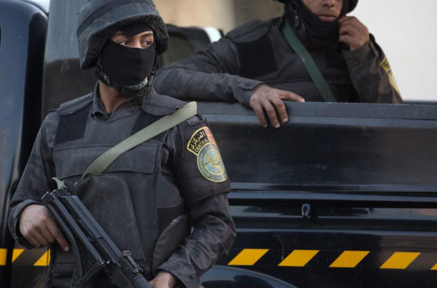 Ανταλλαγή πυρών μεταξύ αστυνομίας και τρομοκρατικής οργάνωσης στο Κάιρο